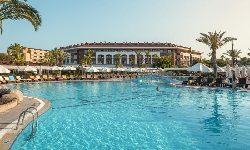 Club Hotel Turan Prince World  Oda Resimleri