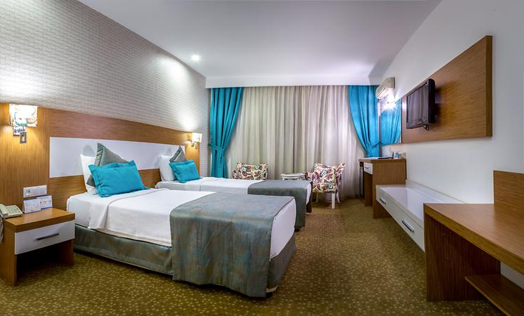 Oruçoğlu Thermal Resort  Oda Resimleri