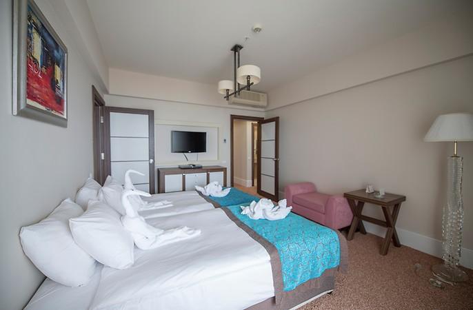 Crystal Family Resort Oda Resimleri