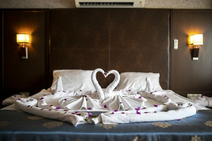 Bera Alanya Hotel Oda Resimleri