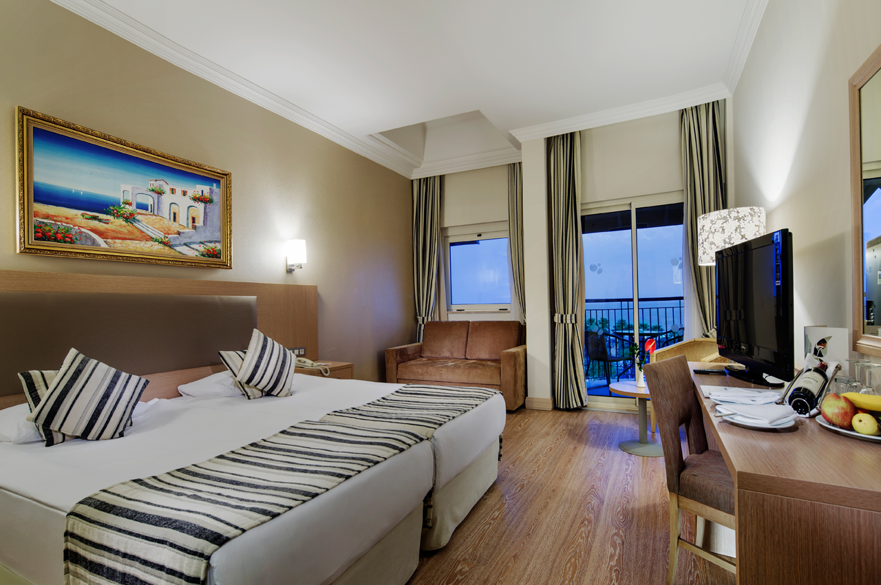 Crystal Tat Beach Golf Resort & Spa  Oda Resimleri