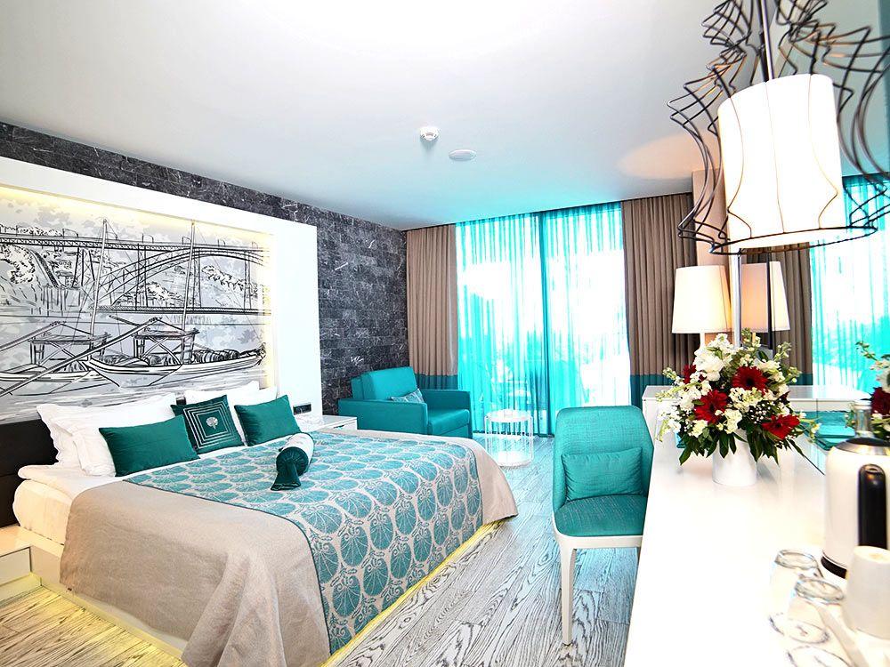 Sueno Deluxe Hotels Belek Oda Resimleri