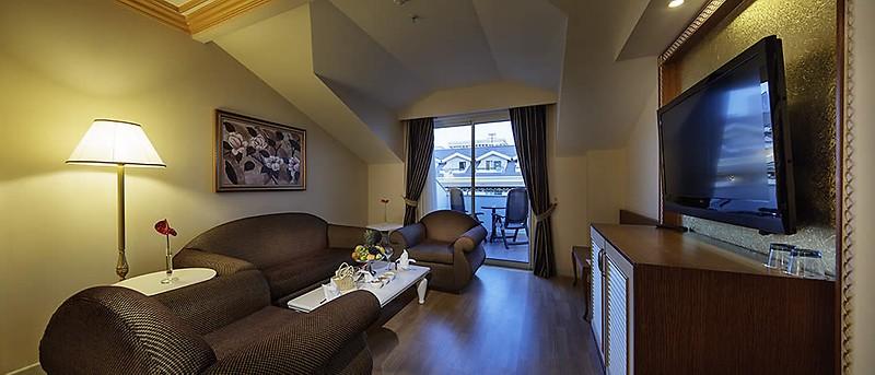 Crystal Palace Luxury Resort Oda Resimleri