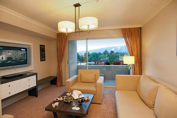 Crystal De Luxe Resort Oda Resimleri