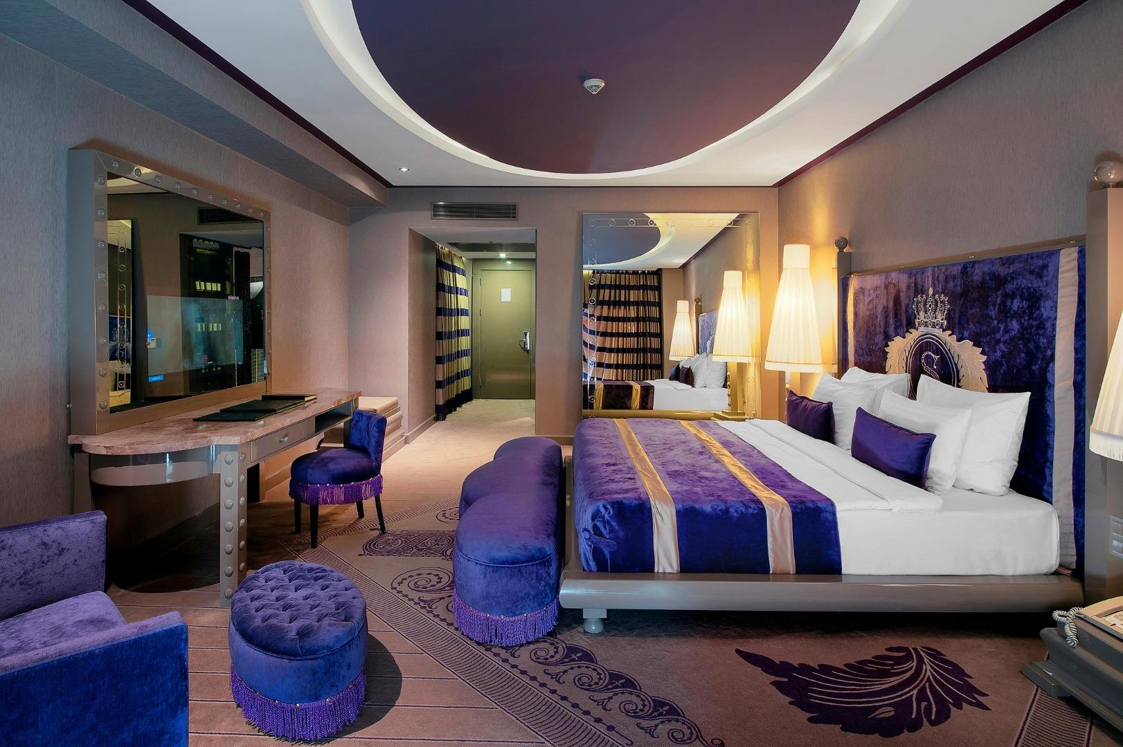 Selectum Luxury Resort Oda Resimleri