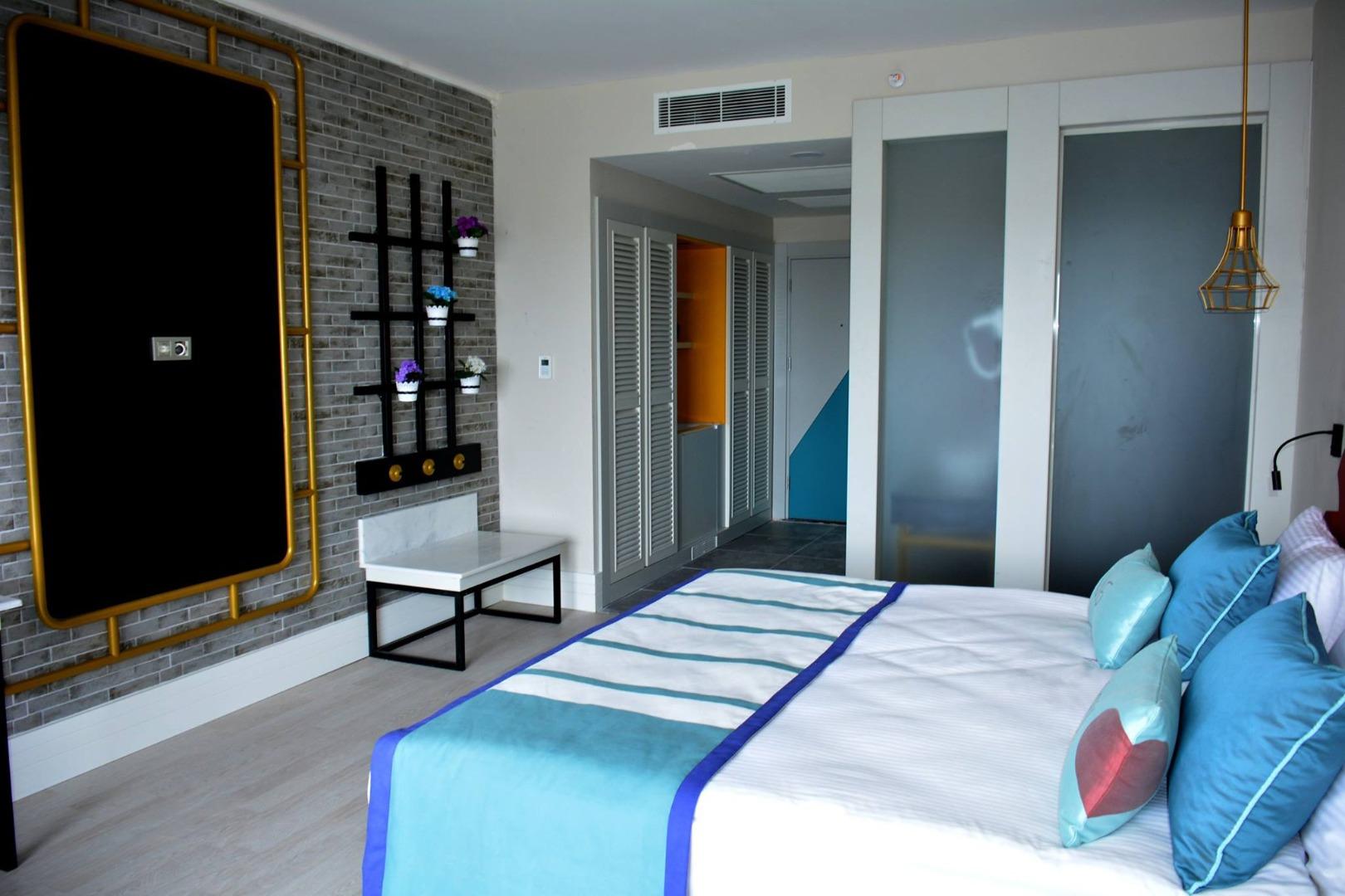 Seaden Valentine Resort & Spa  Oda Resimleri