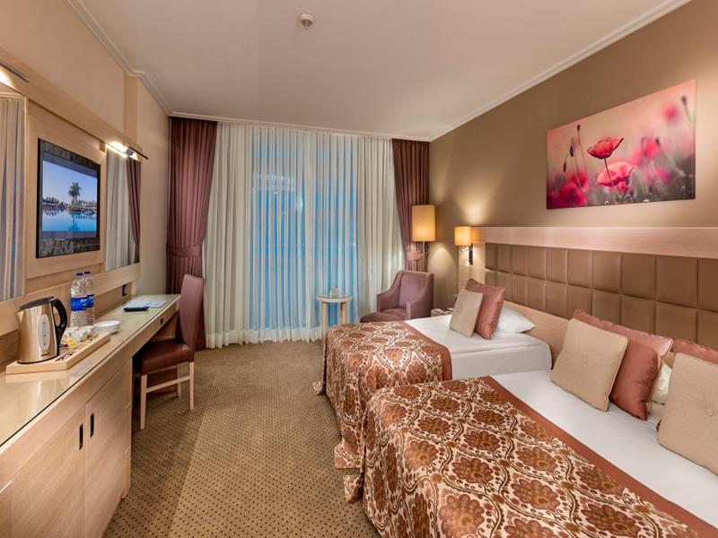 Miracle Resort Hotel Oda Resimleri