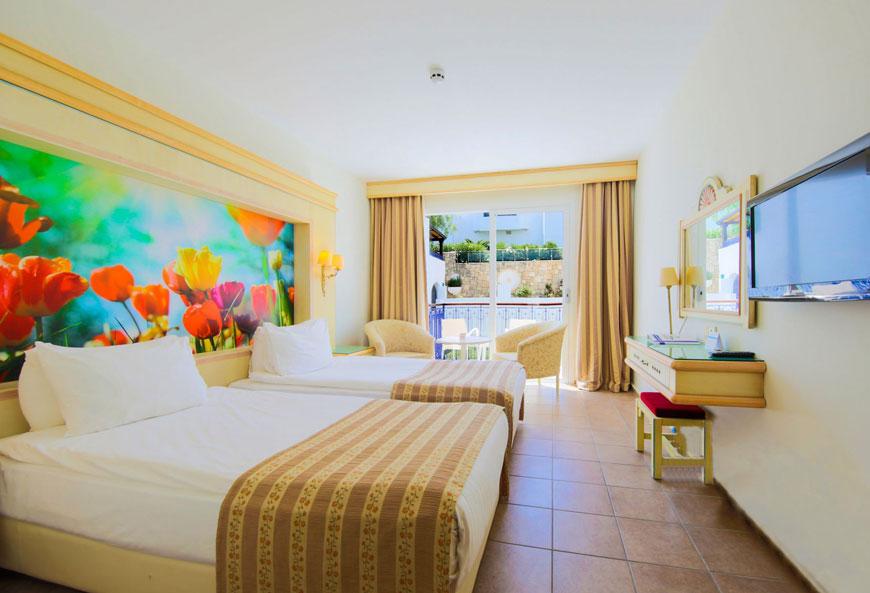 Salmakis Resort & Spa Oda Resimleri