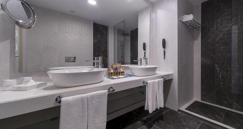 Concorde Deluxe Resort Hotel  Oda Resimleri