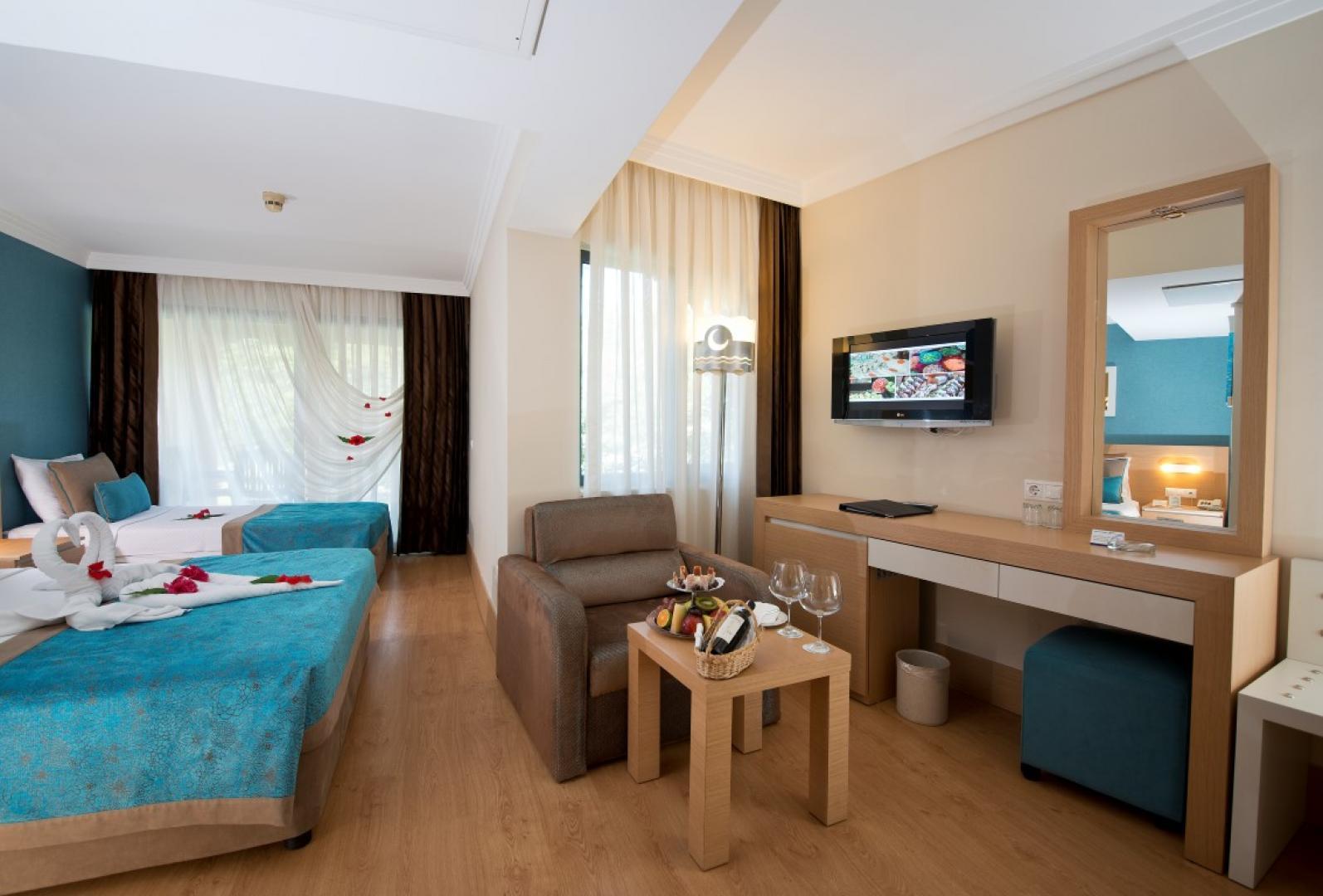 Limak Arcadia Sport Resort Oda Resimleri