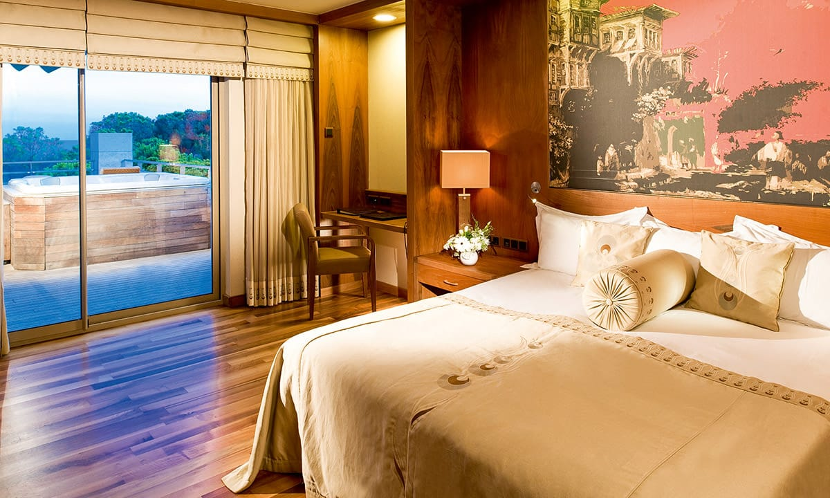 Gloria Serenity Resort Oda Resimleri