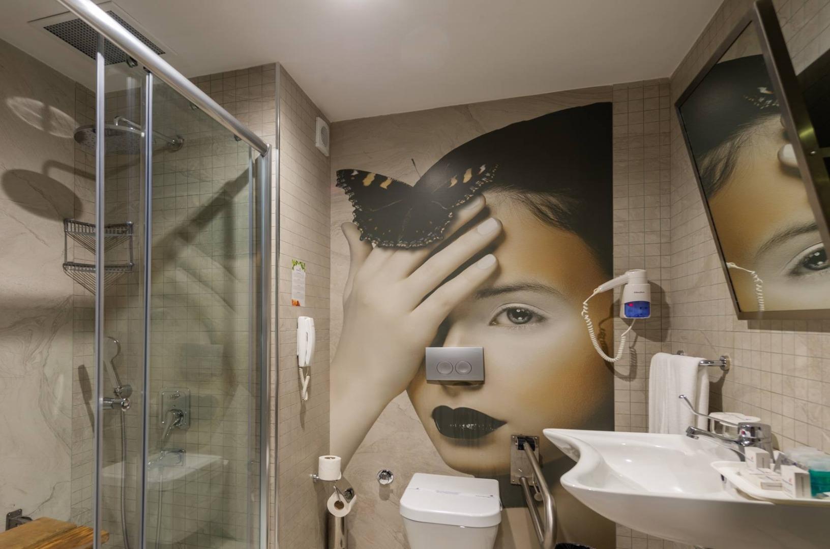 Kirman Arycanda De Luxe Oda Resimleri