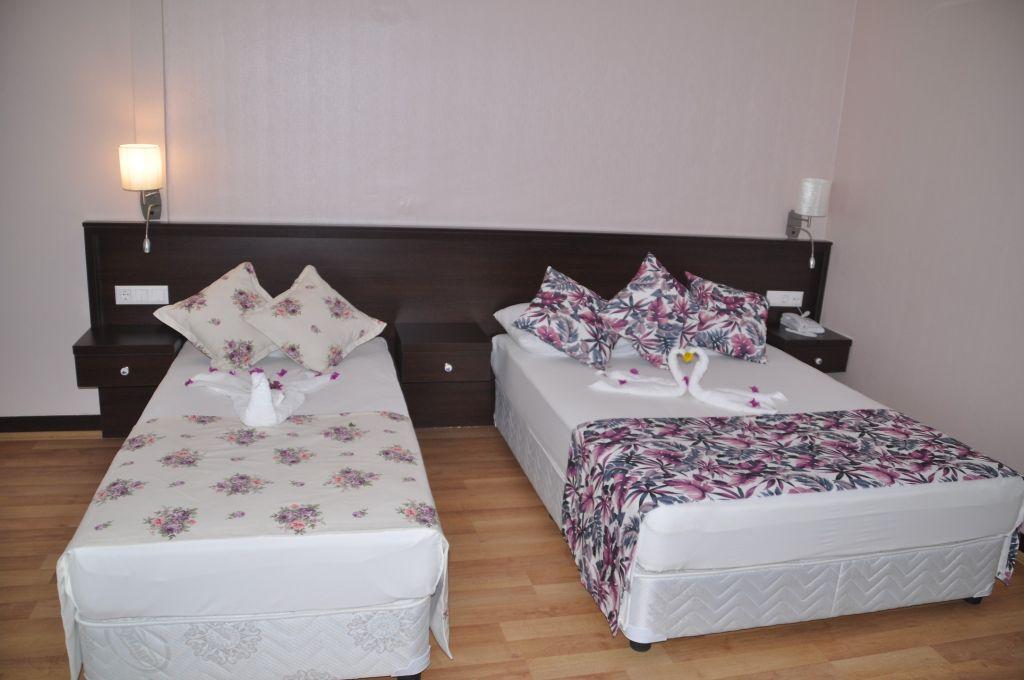 Sunshine Holiday Resort  Oda Resimleri