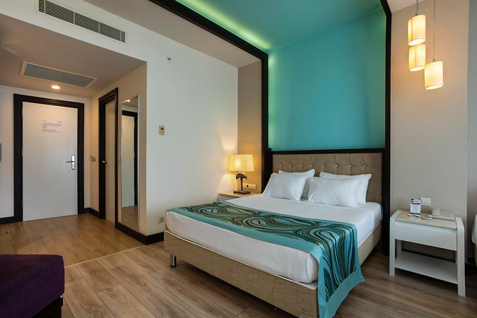 Orange County Resort Hotel Alanya  Oda Resimleri
