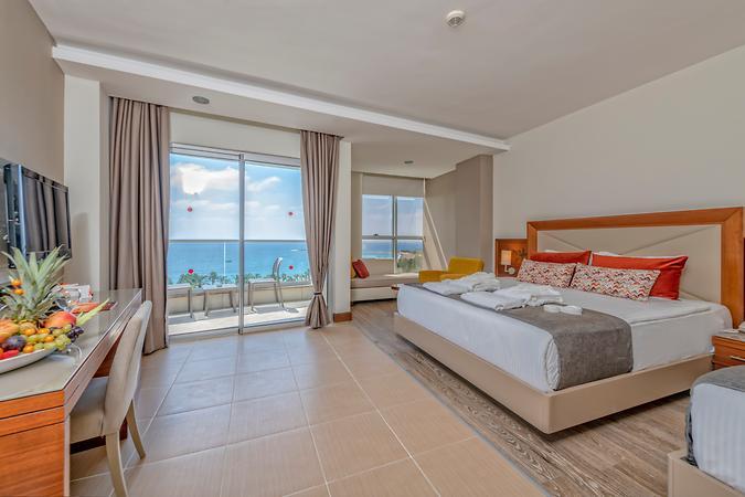 Kirman Leodikya Resort Oda Resimleri