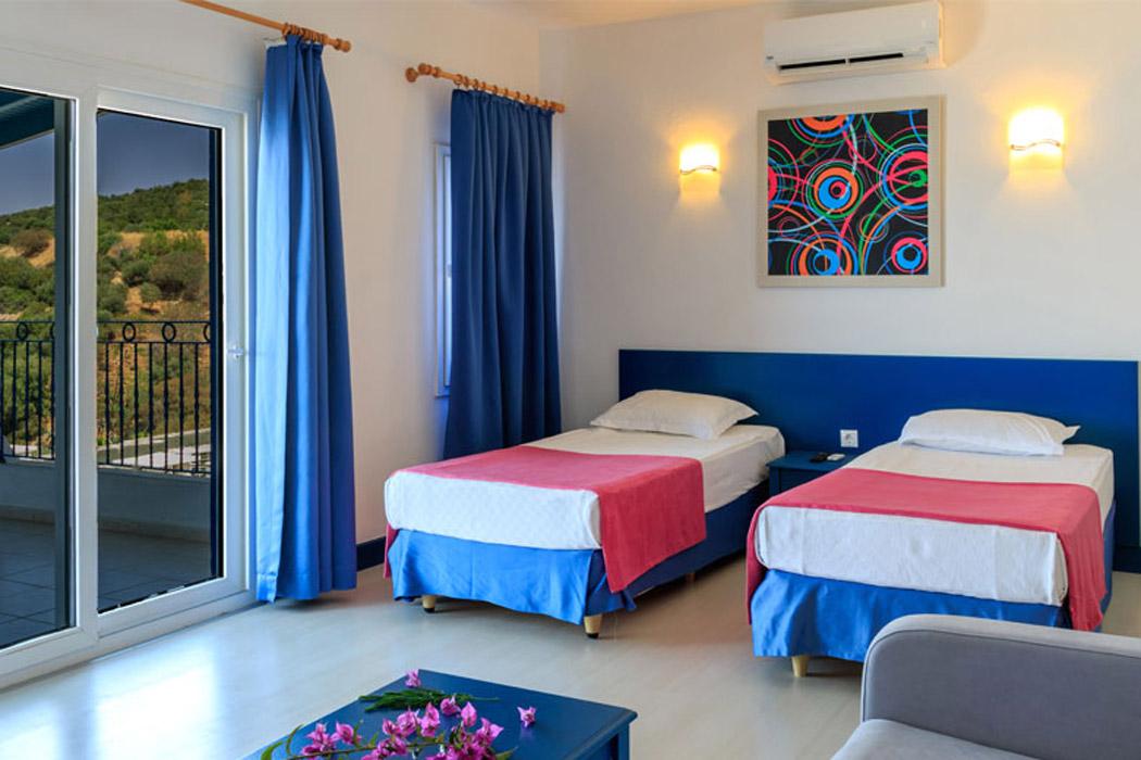Bodrum Holiday Resort &  Spa Oda Resimleri