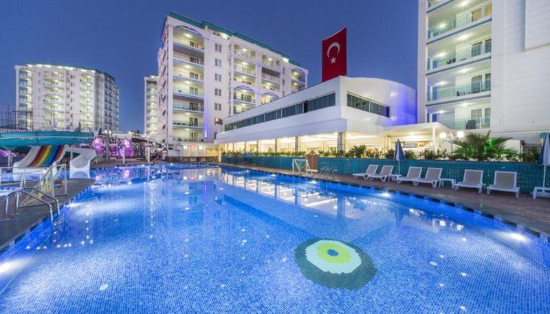 Modern Saraylar - Alanya Halal Hotel & Spa Tatil Köyü