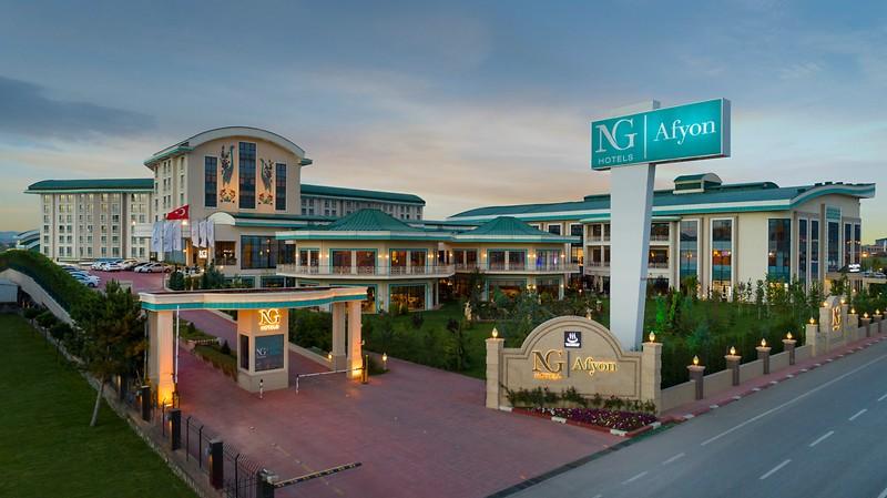 NG Güral Afyon Wellness Hotel